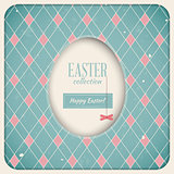 Easter Retro Card