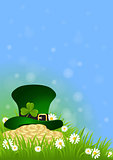 Greeting Card St. Patrick&#39;s Day