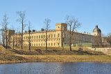 Gatchina, St. Petersburg.  Gatchina Palace
