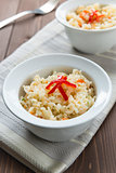 Vegetarian rice