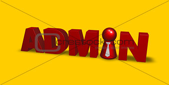 admin token