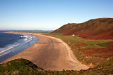 Rhossili Bay, Gower, Swansea, Wales