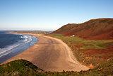 Rhossili Bay, Gower, Swansea, Wales