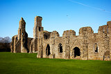 Ancient Neath Abbey ruins