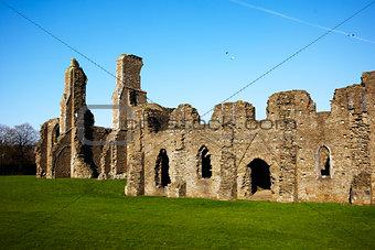 Ancient Neath Abbey ruins