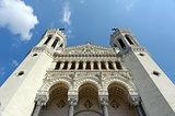 Notre-Dame de Fourviare, Lyon, France, Europe