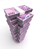 Turkish Lira Tower
