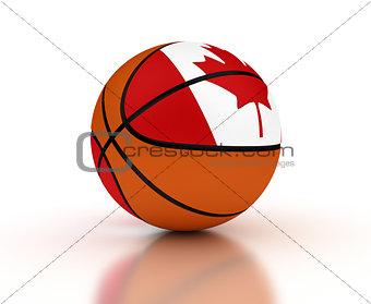 Canadian Basketball Team