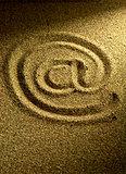 Symbol @