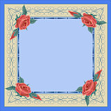Rose frame