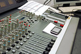 Sound control board