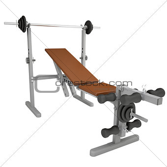 Fitness home gym