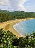 Thailand, Phuket, Kamala beach