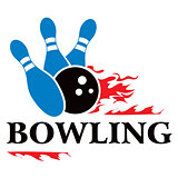 Bowling symbol
