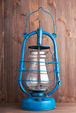 Old kerosene lantern