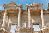 Library of Celsus in Ephesus, Selcuk, Turkey.