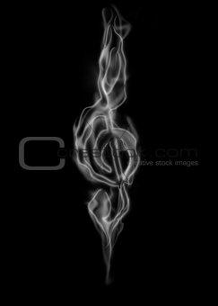 smoke clef