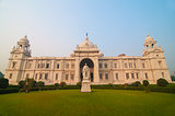Landmark building of Calcutta or Kolkata, Victoria Memorial Hall