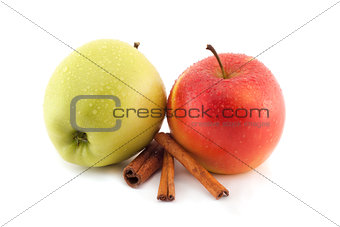 apples cinnamon