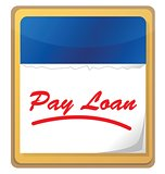 pay loan calendar icon