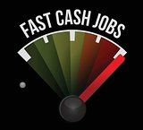 fast cash jobs speedometer