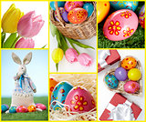 Easter symbols