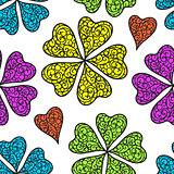 Vector colorful flourish background