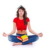 Meditation with books