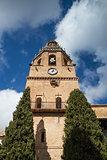 Renaissance church in Ronda