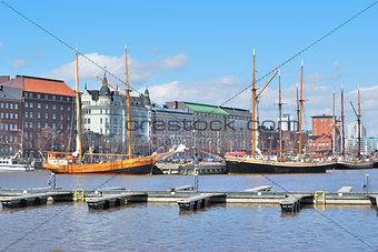 Helsinki, North Harbour