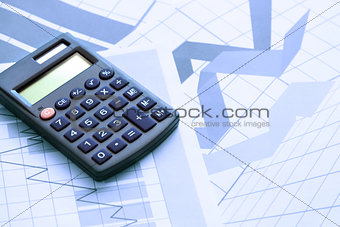 Calculator On Chart