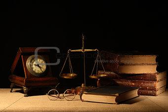 Books And Balance
