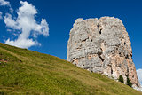 Five Towers, Dolomites