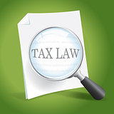 Examining Tax Law