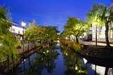 Kurashiki, Japan Canal