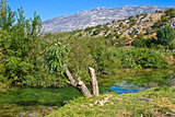 Zrmanja river and Velebit Mountain