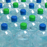 Water in plastic bottles