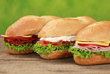 Sub Sandwiches