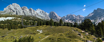 The Odle, Dolomites -Italy