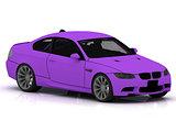 Lilac machine concept model