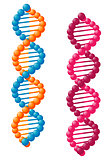 Biological DNA elements