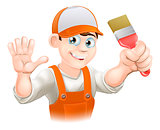 Painter or decorator man