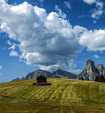 mountain hut, Dolomiti - Italy