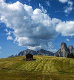 mountain hut, Dolomiti - Italy