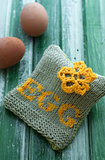Cozy egg clothing