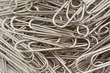 paper clips to background.