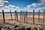 Beach Promenade near Esbjerg, Denmark