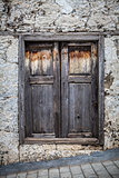 Old door
