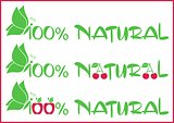100 per natural