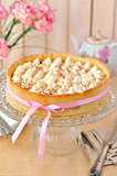 Whipped Cream Topped Tart